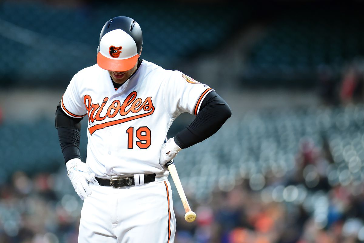 the orioles have several problems that there was no way to fix over