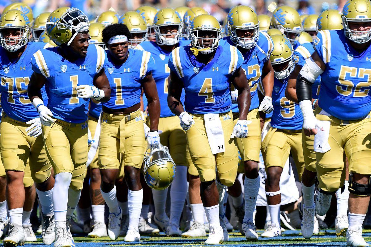 Oregon v UCLA