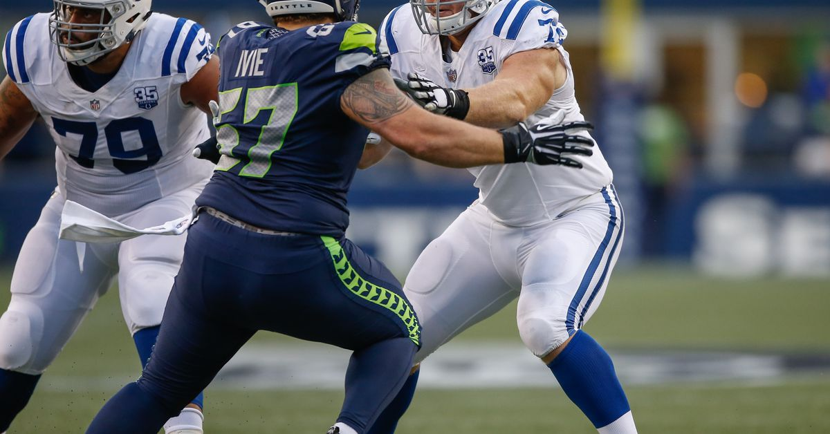 Film Room: Braden Smith at guard vs. Seattle Seahawks, Preaseason Week 1