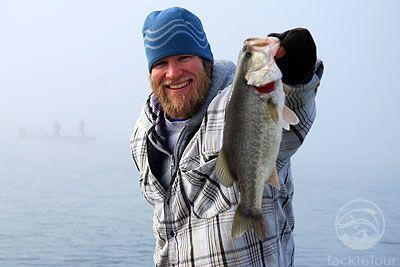 Eric Bruntlett Fishing