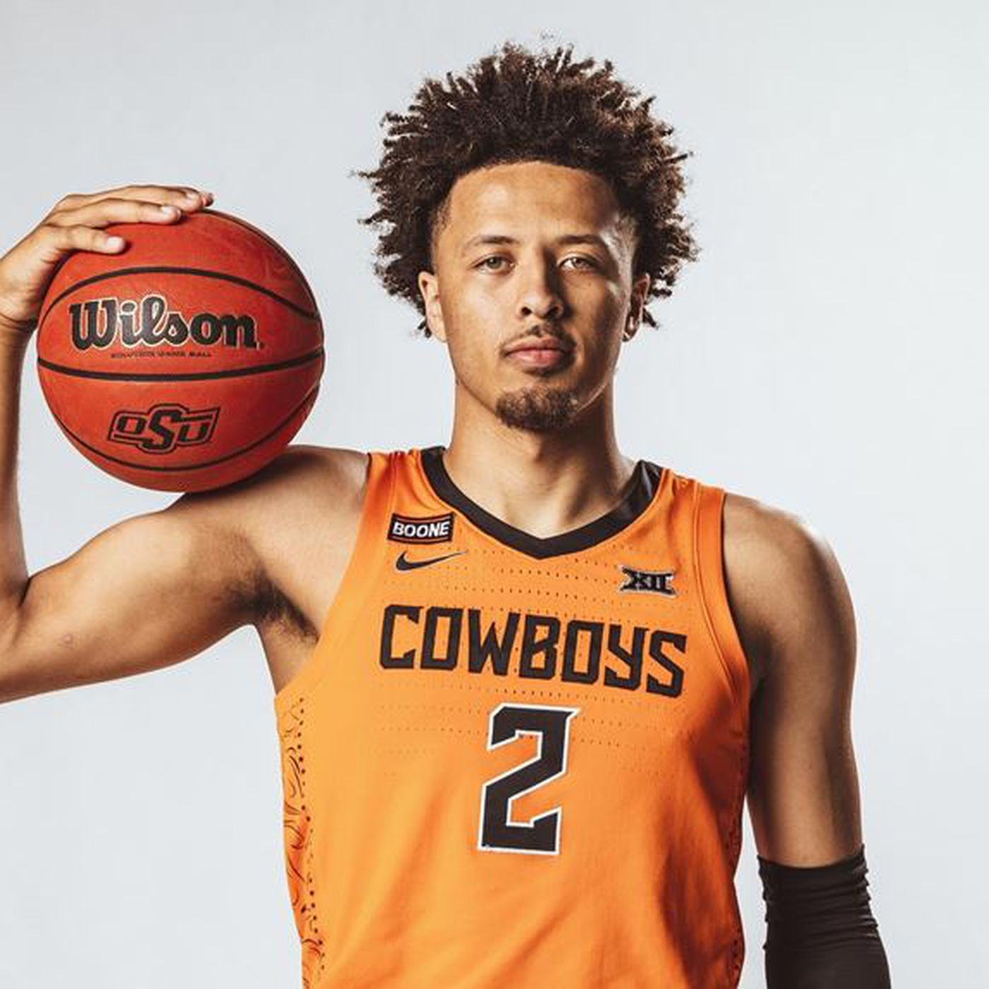 Oklahoma State's Cade Cunningham named 2020-21 Big 12 Preseason Freshman of  the Year - Cowboys Ride For Free