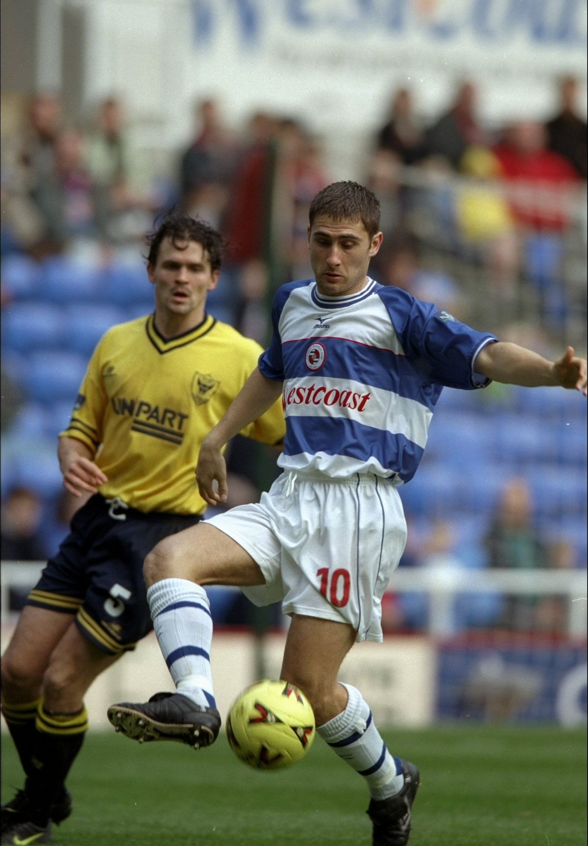 Nicky Forster of Reading