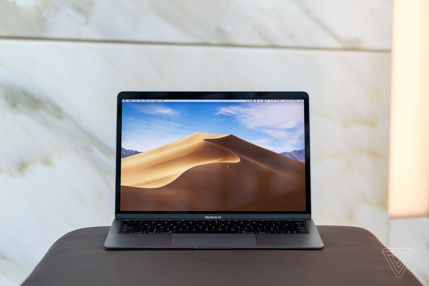 The MacBook Air needs Face ID and a delightful notch - The Verge