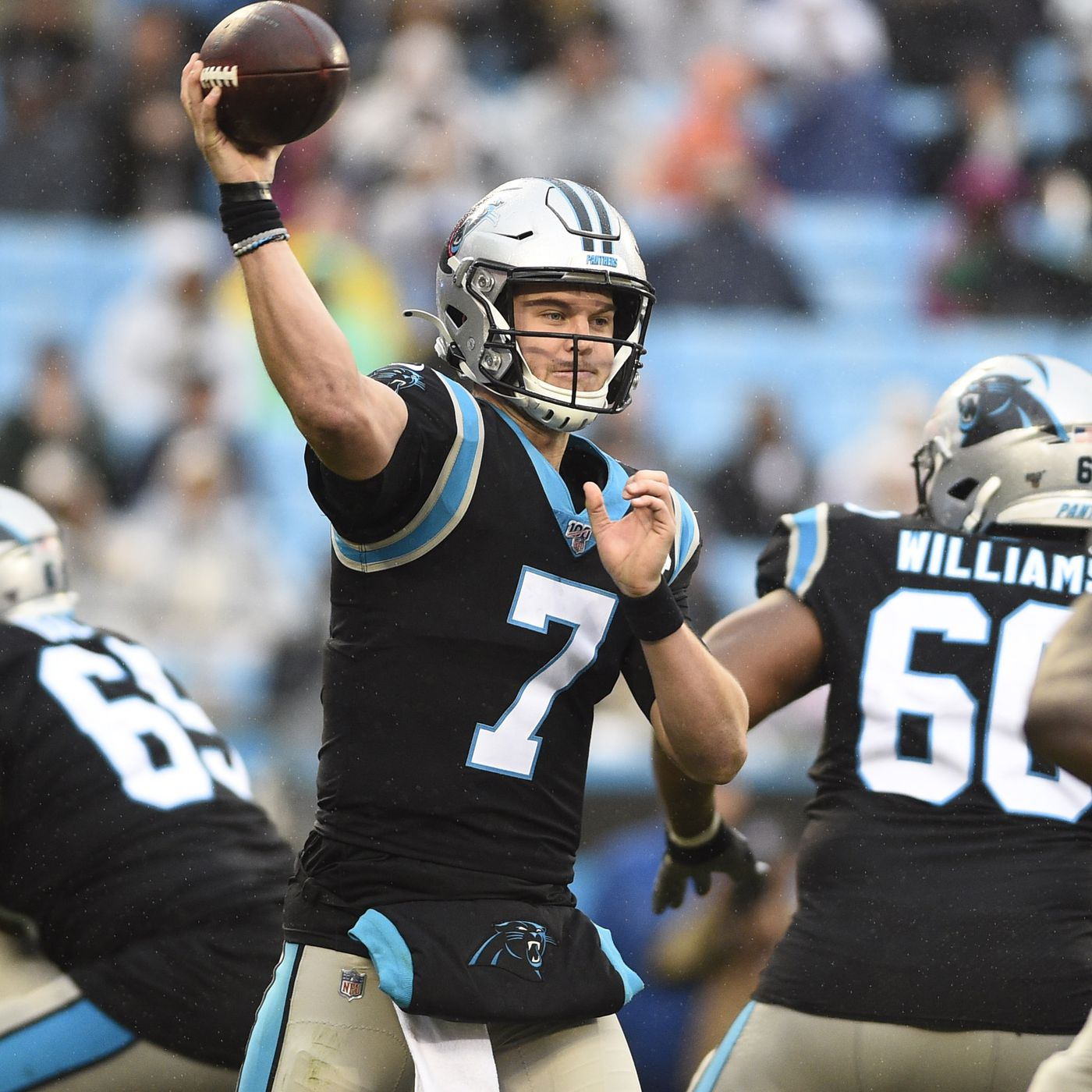 Patriots Reportedly Showed Interest In Panthers Backup Qb Kyle Allen Pats Pulpit