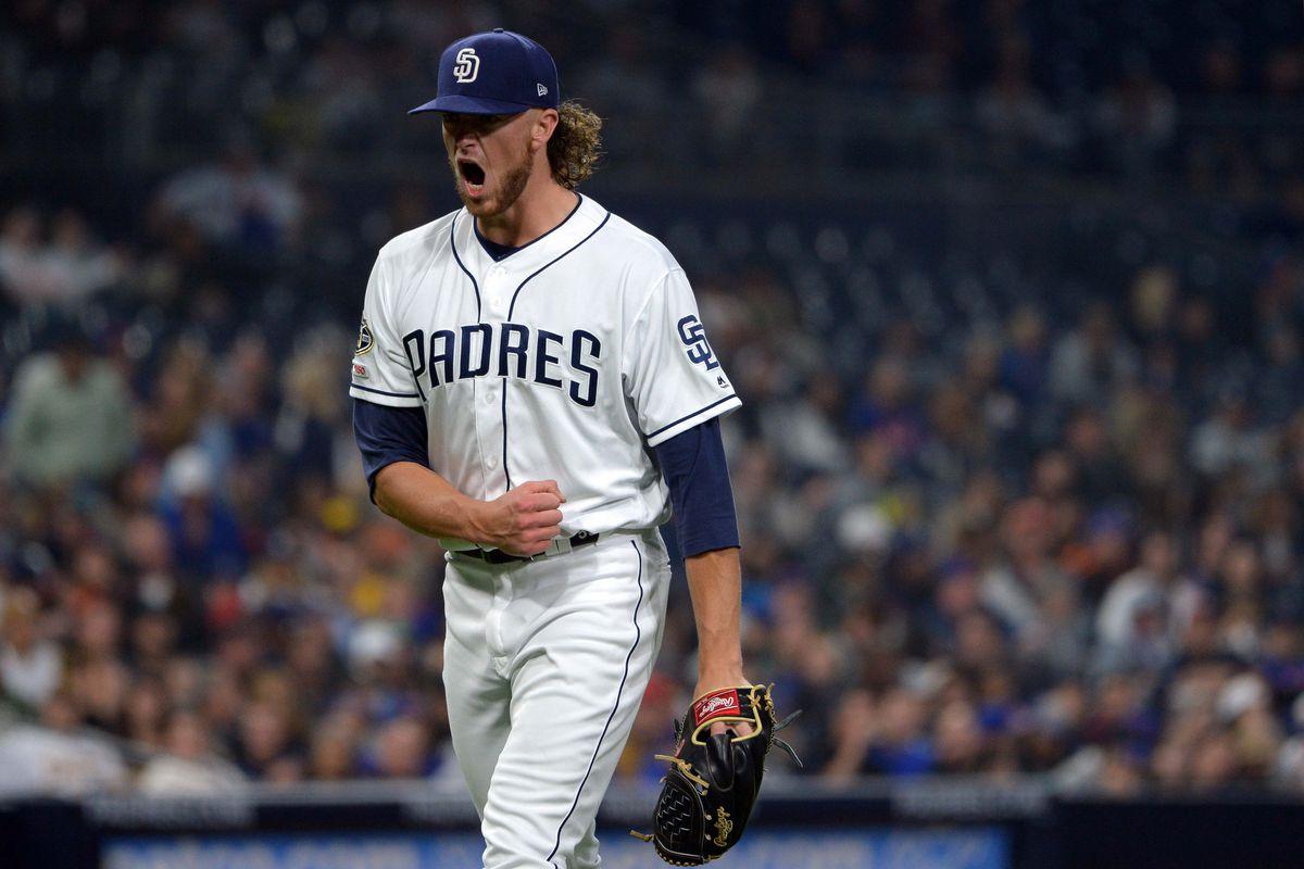 MLB: New York Mets at San Diego Padres