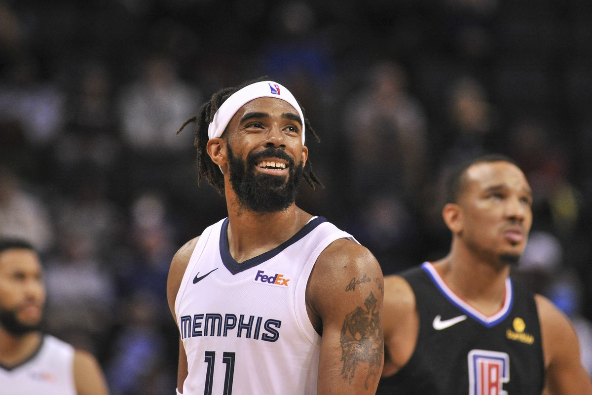 factory price 346d6 9f7b7 One Time for One-One: Mike Conley should finally be an All ...
