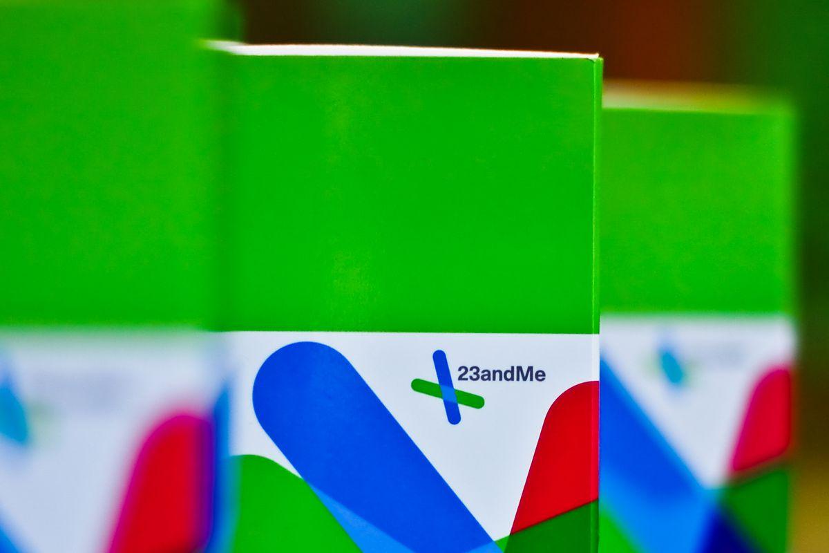 23andMe boxes