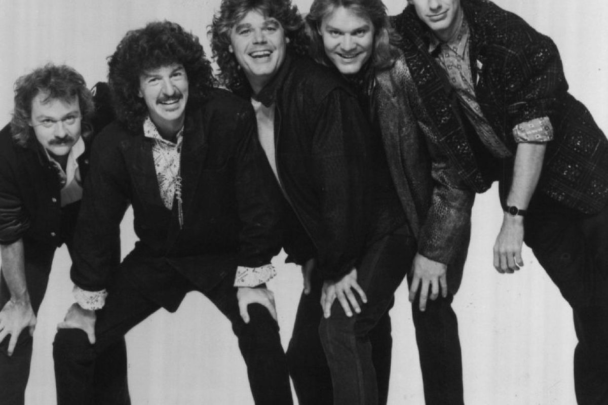 REO Speedwagon's the best in Illinois? I don't believe it