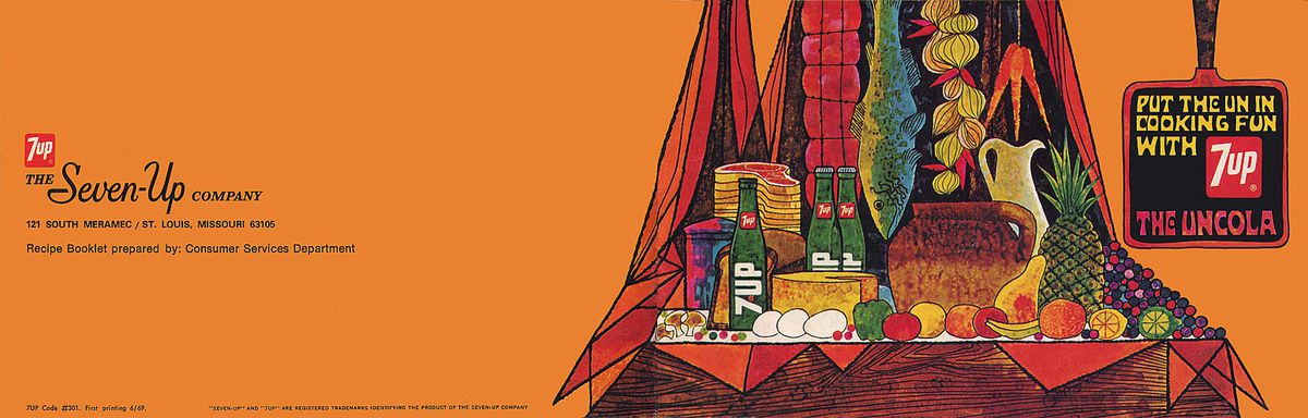 A 7-Up Ad