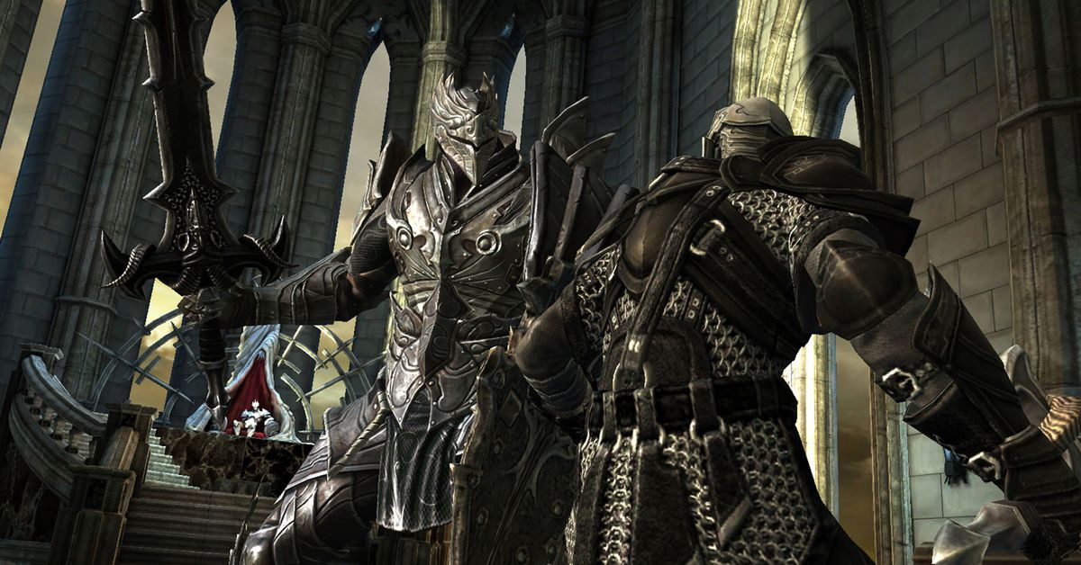 Epic Games Pulls Infinity Blade Games From App Store Polygon