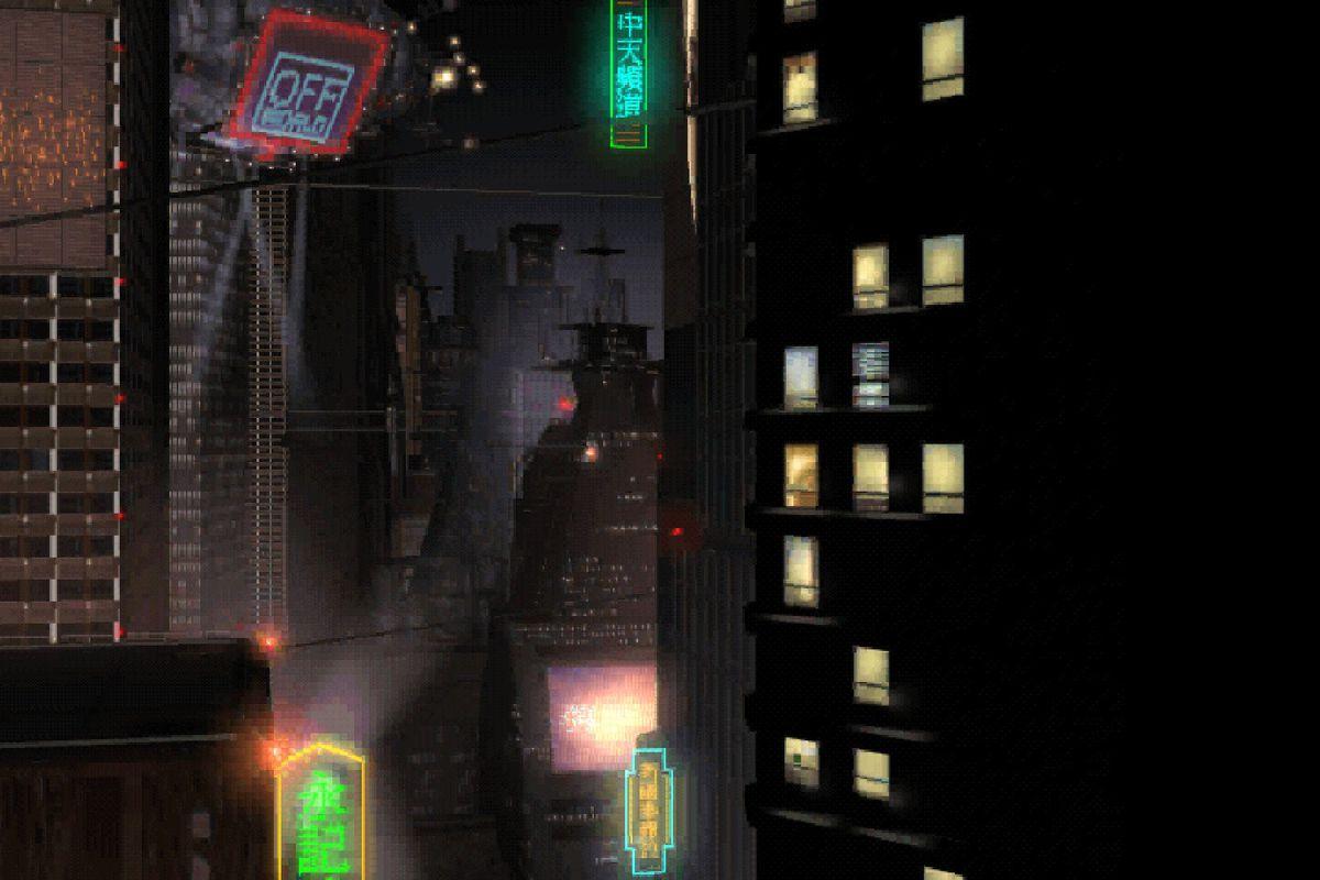 Blade Runner 1997 game