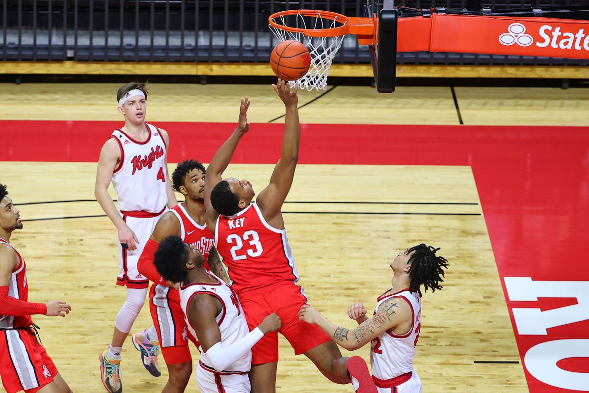 COLLEGE BASKETBALL: JAN 09 Ohio State at Rutgers