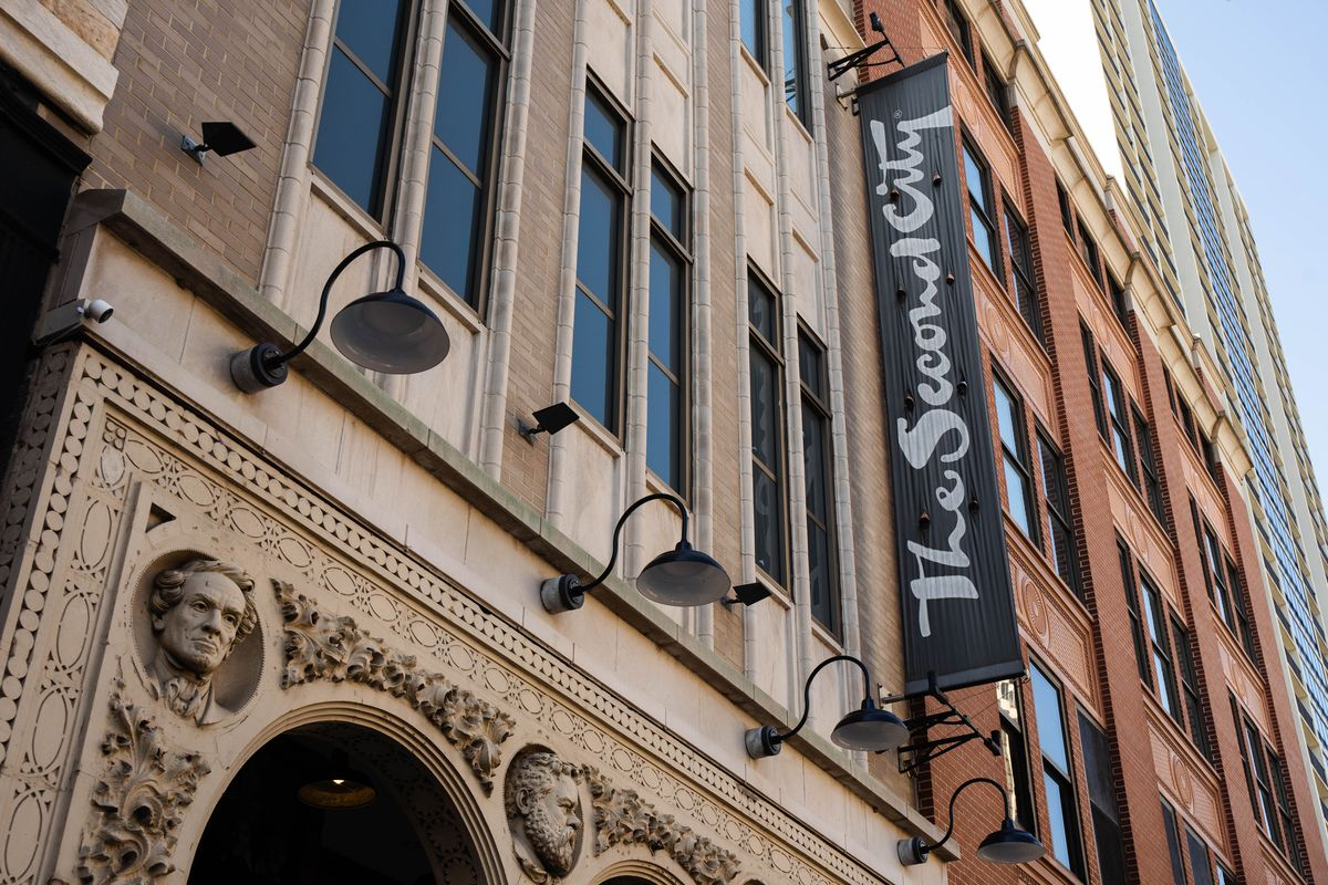 In-person shows will return to The Second City in May.