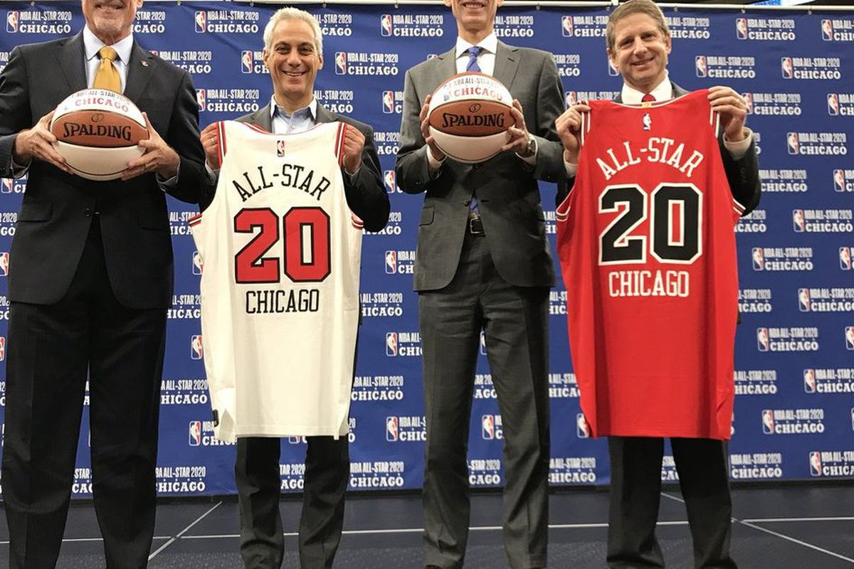It's official: Chicago will host the 2020 NBA All-Star Game ...