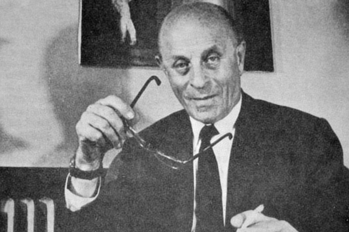 Ladislao Jos Biro Invented A Miraculous Pen And Changed The Way Ballpoint Tip Refill Diagram Around 1978 40 Years After He Created His Famous Victor Sueiro