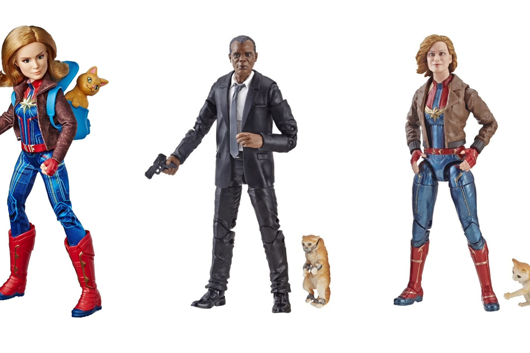 Captain Marvel Toys