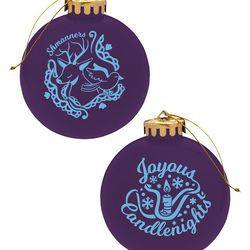 Shmanners Ornament