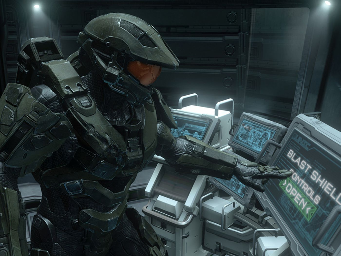 Halo 4 Update Tweaks Playlists Adds Spartan Ops Missions To