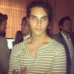 Glee's Samuel Larsen and his pretty eyes