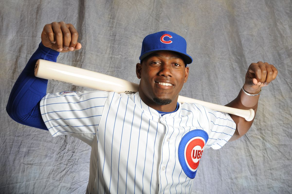 Jorge Soler is smiling. You will be too soon.