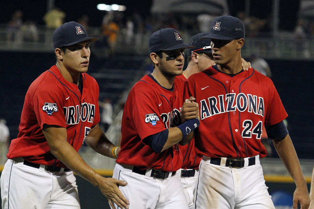 The Arizona Wildcats have now won 5 games in a row after taking the first two games of the Cal series