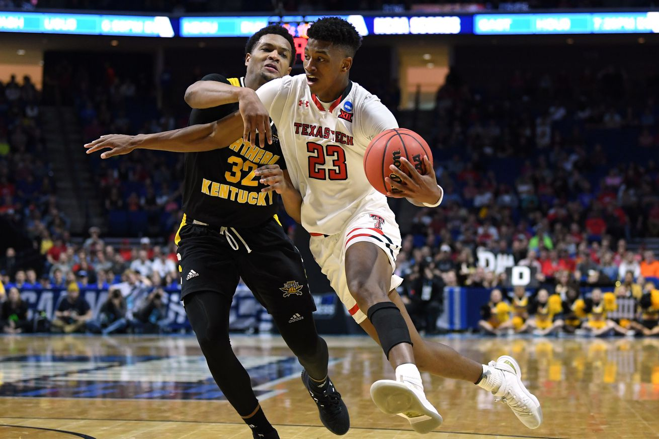 gettyimages 1137617812.0 - Jarrett Culver showed why he's a top NBA draft pick for Texas Tech