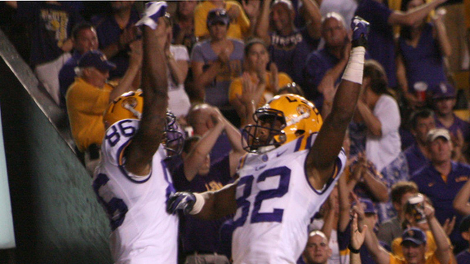 LSU Football 2014 NFL Draft Profiles: Kadron Boone & James Wright ...