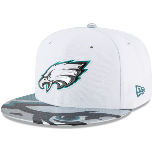22e70db1291 Contrast the 2018 NFL Draft hats to last year s version. The 2017 design was  so much better. Right