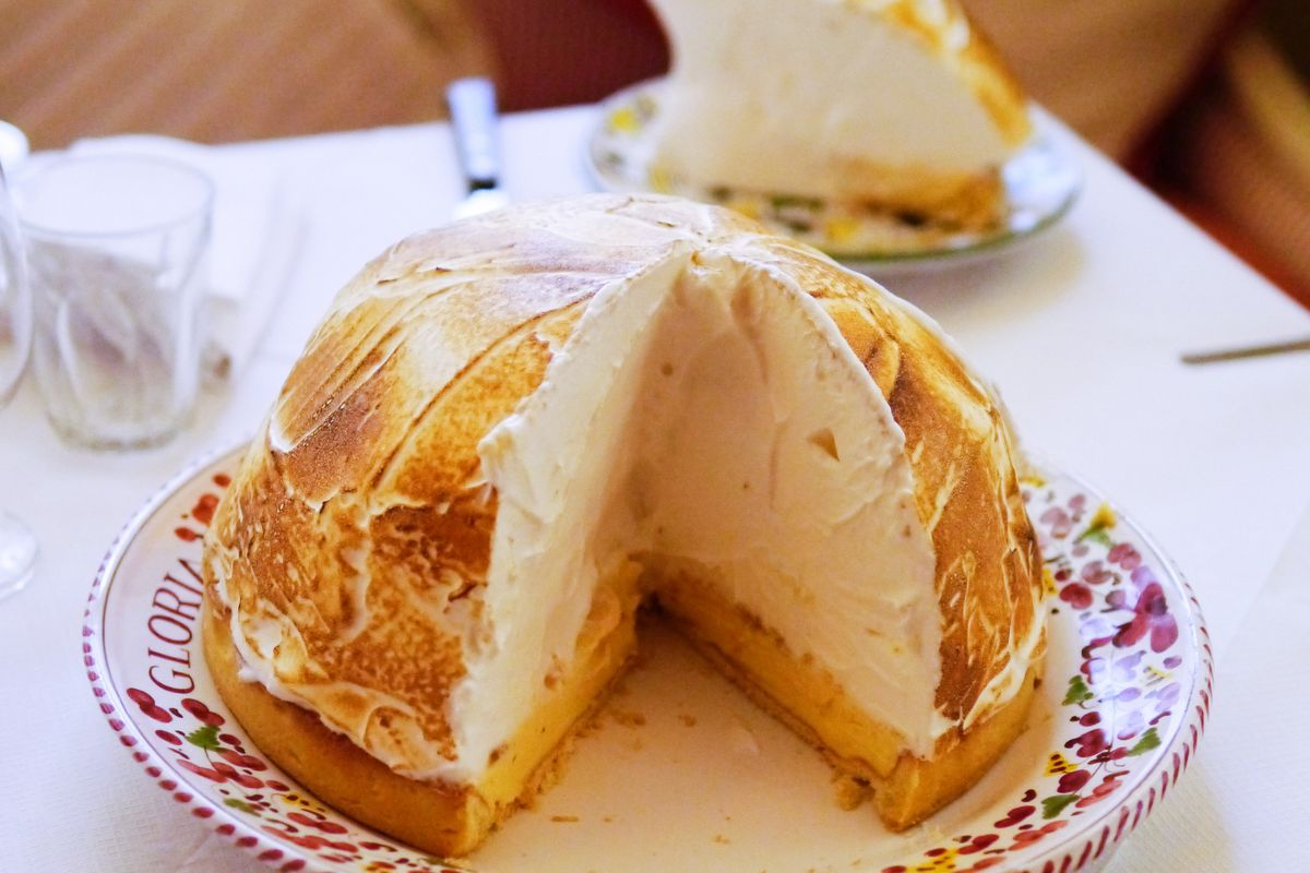 Lemon meringue pie is a London restaurant dessert trend in waiting