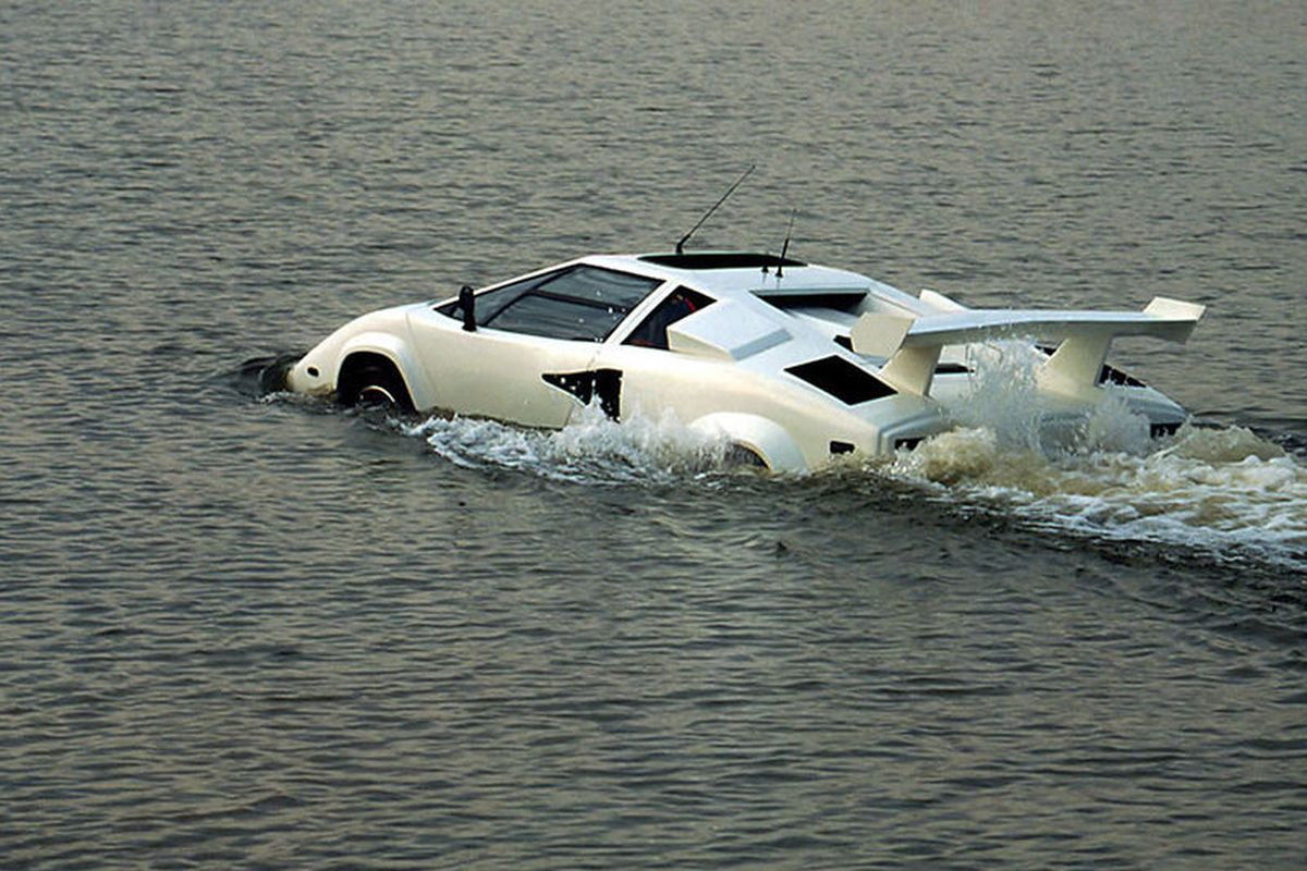 You Can Buy A Fake Amphibious Lambo For Just 27 000 On
