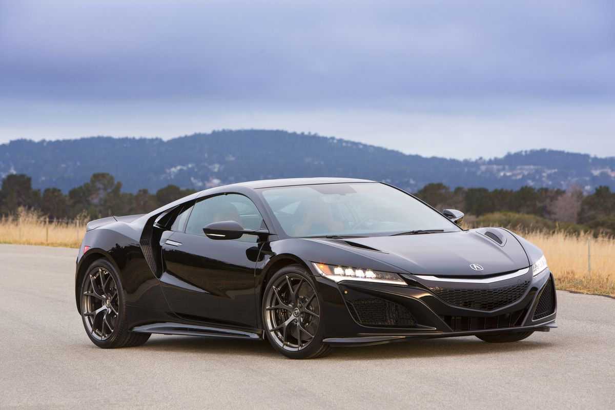 Acura S 156 000 Hybrid Supercar Is The Anti Lamborghini The Verge