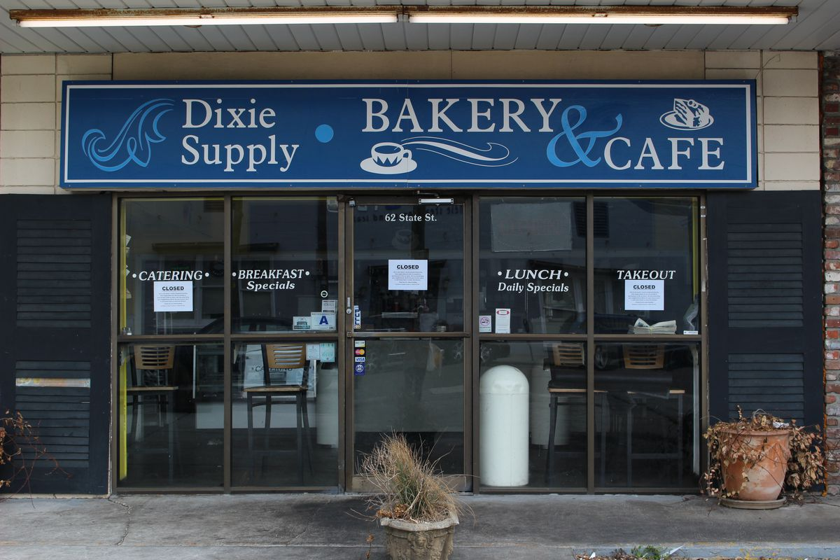 Dixie Supply Bakery And Cafe Menu