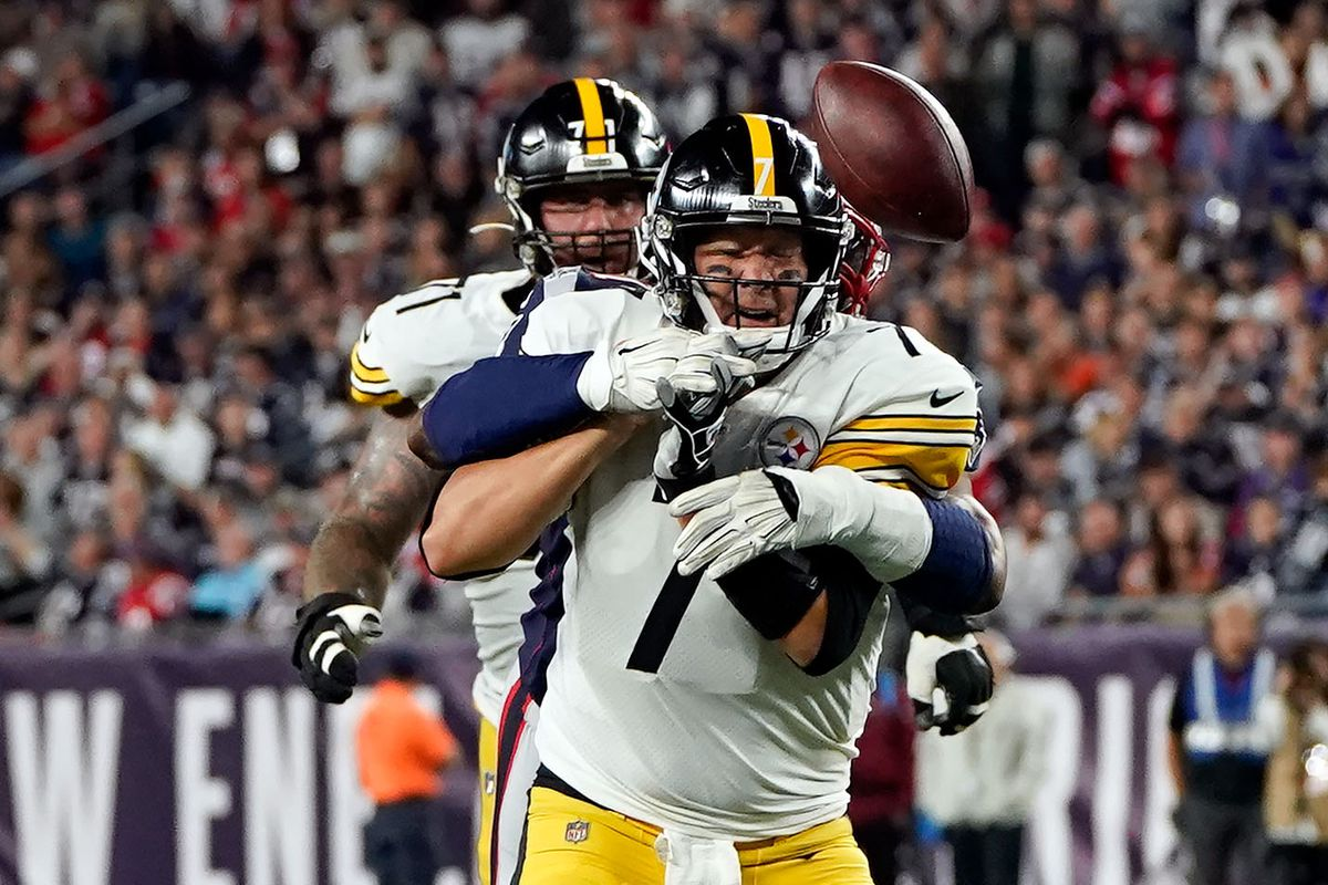 Same Old Story As Steelers Suffer Blowout Loss To The