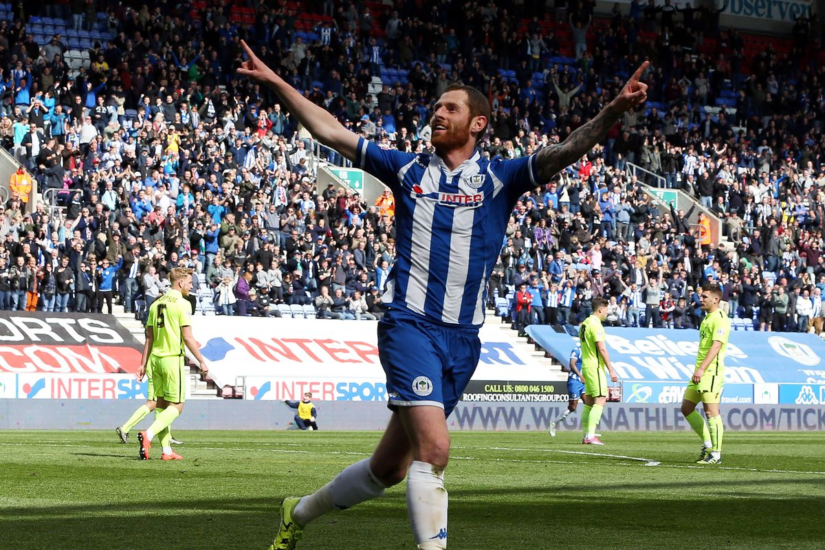 Wigan Athletic v Southend United - Sky Bet League One