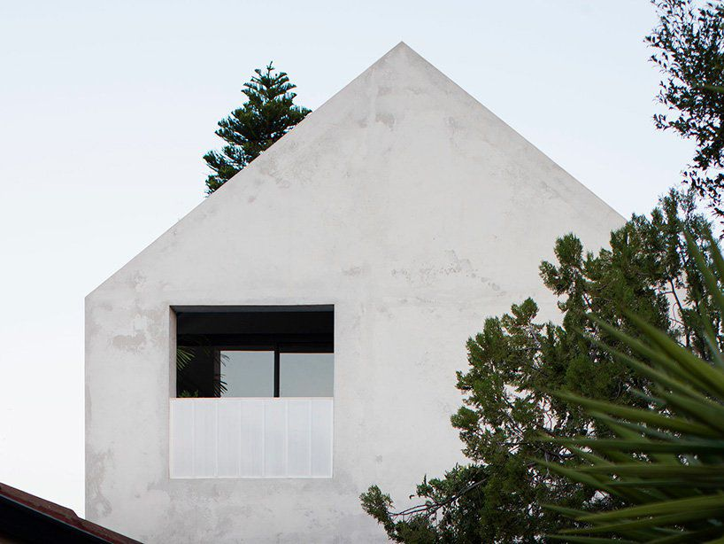 Recycled concrete home has zero carbon footprint - Curbed on off-grid home plans, heritage home plans, zero energy home plans, net zero home plans, sustainable home plans,