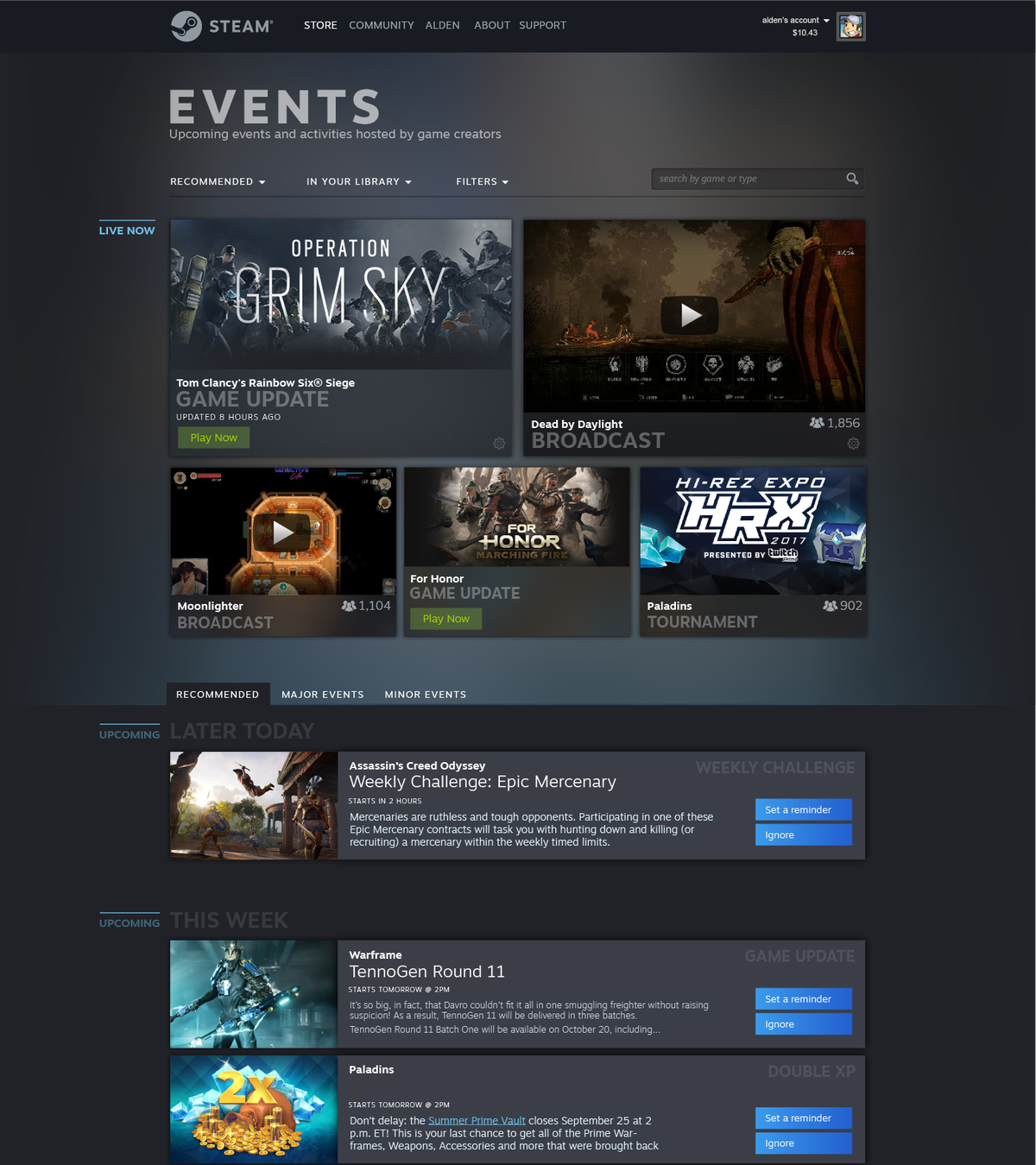 Valve redesigns Steam game library, adding Steam Events ...
