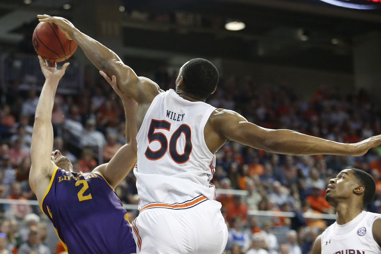 NCAA Basketball: Lipscomb at Auburn