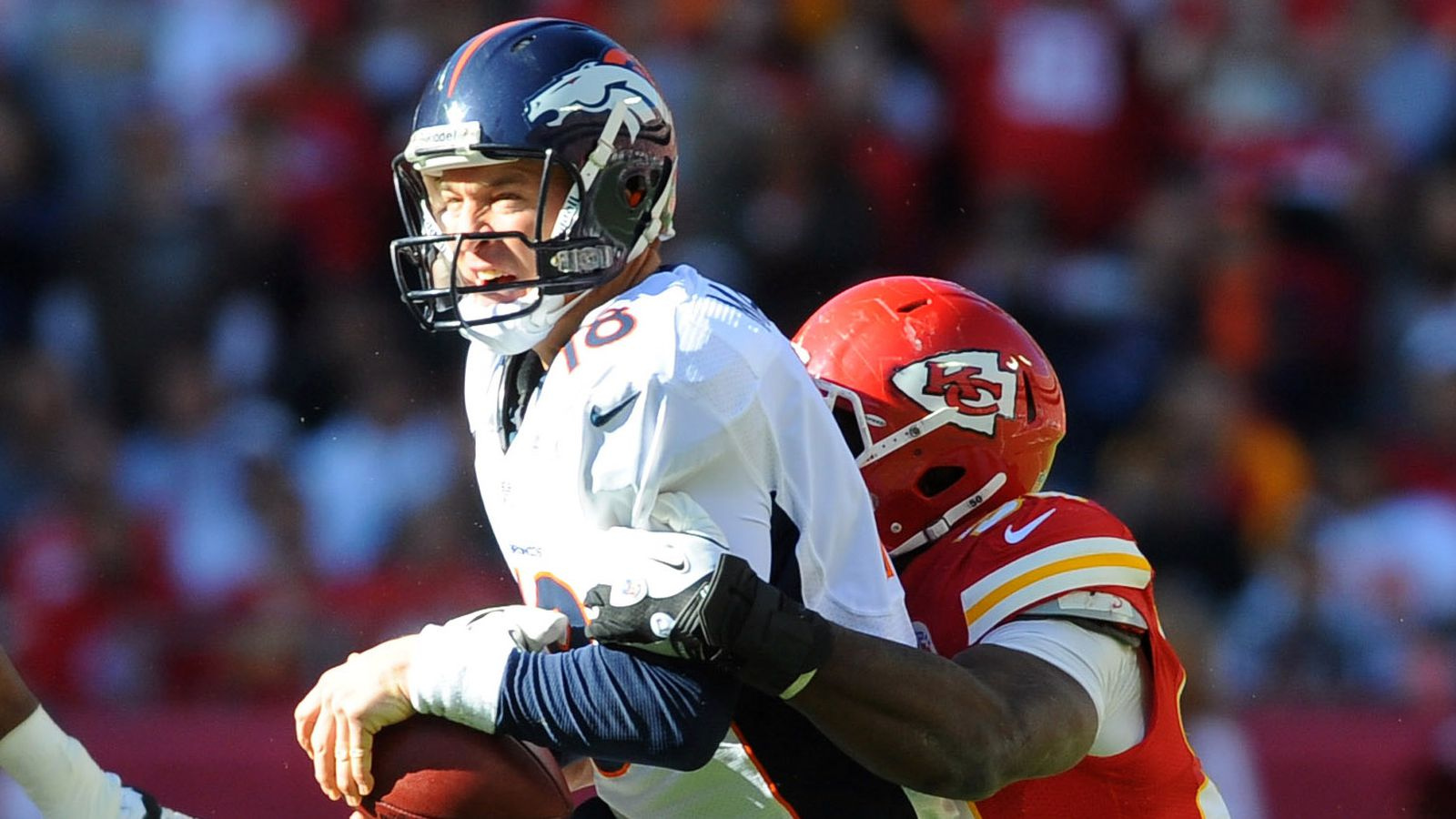 How Houston, Hali and Chiefs pass rush can pressure Peyton Manning