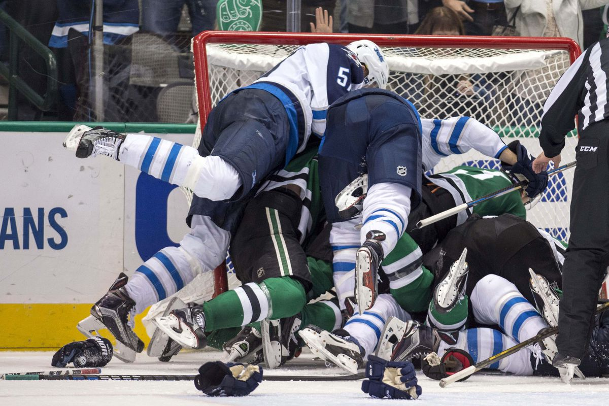 Small Sample Sizes And The Winnipeg Jets Save Percentage Arctic