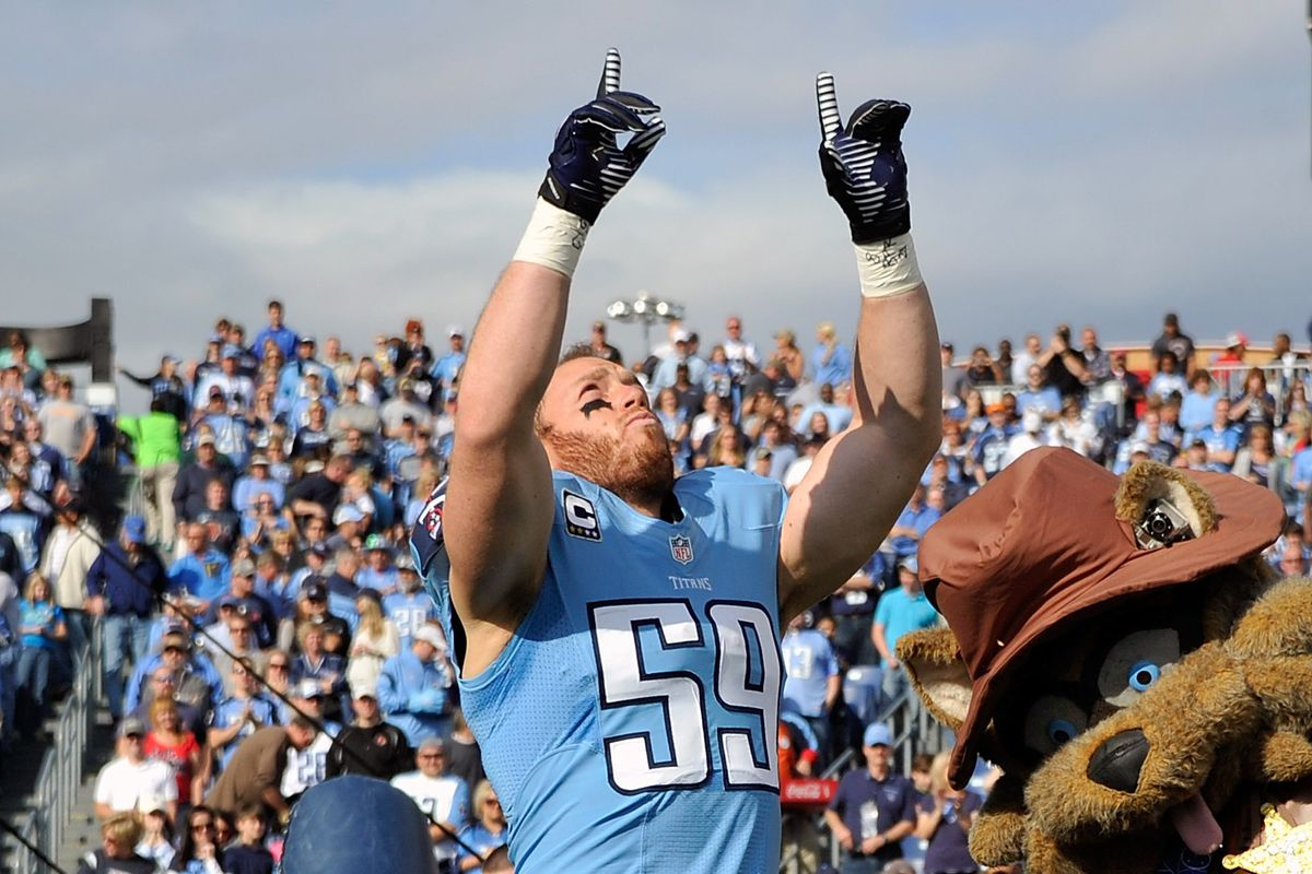 Tim Shaw, who is battling ALS, named one of 6 Titans captains