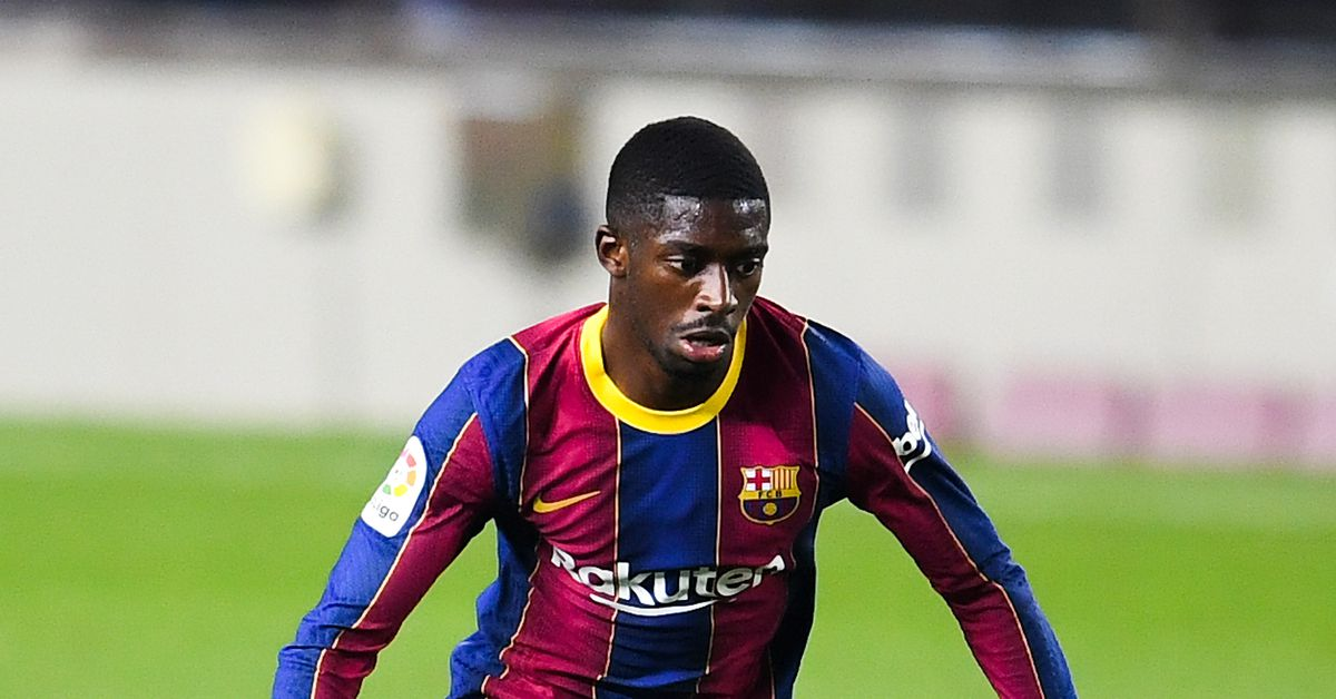 Ousmane Dembele set to stay at Barcelona - report - Barca Blaugranes