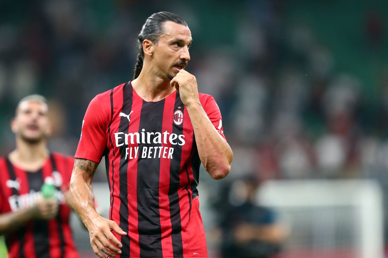 AC Milan Striker Ruled Out Of Juventus Clash Tomorrow Night With Inflammation
