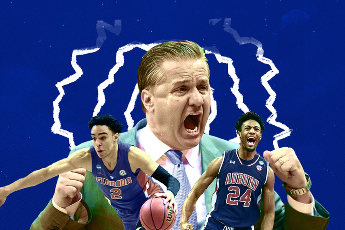 Top College Players 2020.Sec College Basketball Teams Ranked For The 2019 2020 Season