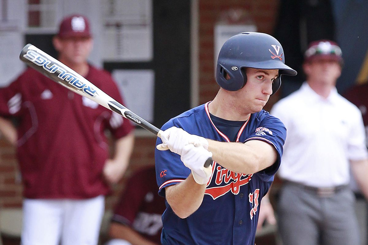 Mike Papi paced the offense Friday night as the Hoos secured their 8th ACC win of the season