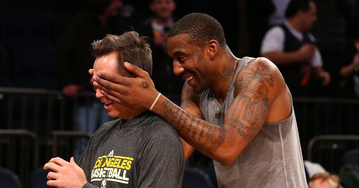 和飄髮哥重聚!籃網再簽一老將,Stoudemire擔任球隊助教,夢幻組合回歸NBA!