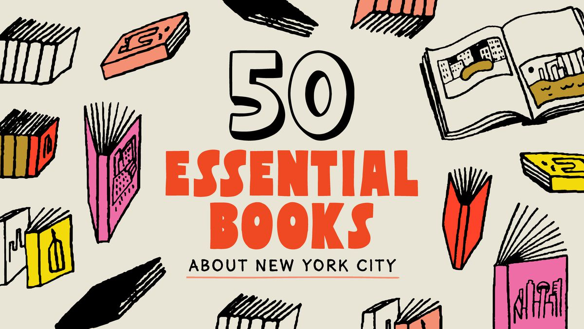 58d323995 Best books about New York  50 essential NYC books - Curbed NY