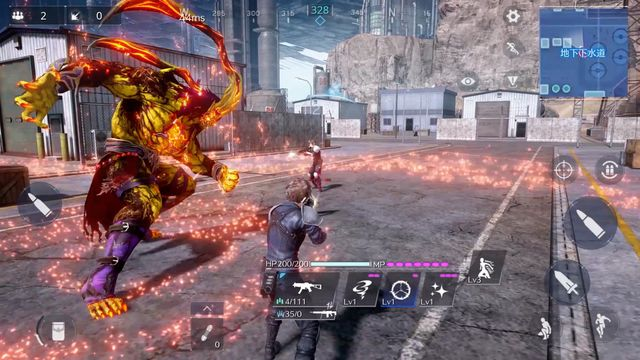 Final Fantasy 7 is getting a battle royale prequel