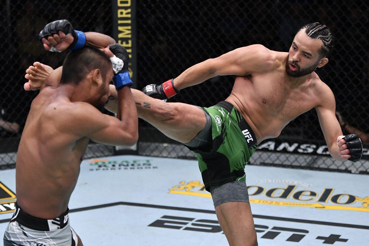UFC Fight Night: Phillips v Paiva