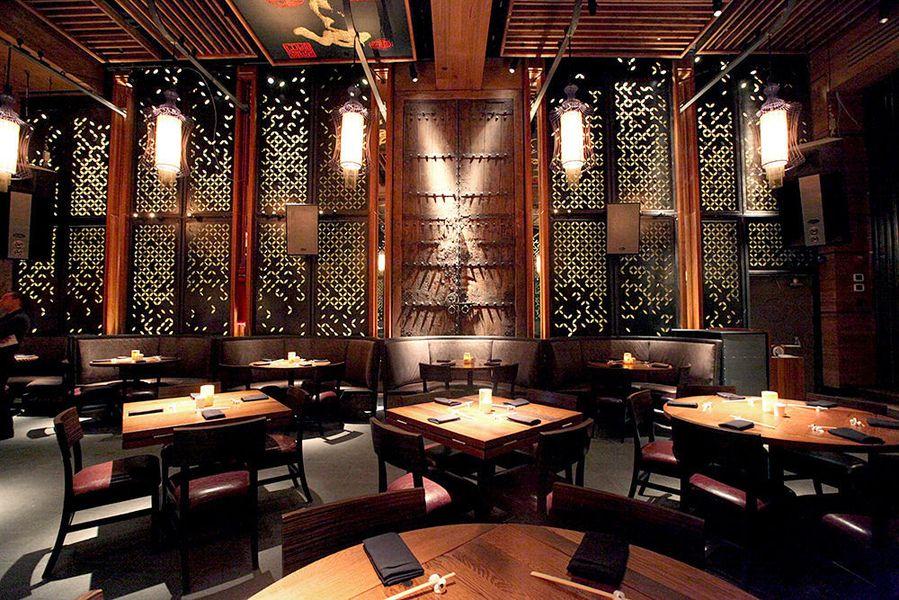 Tao Restaurant Maritime Hotel