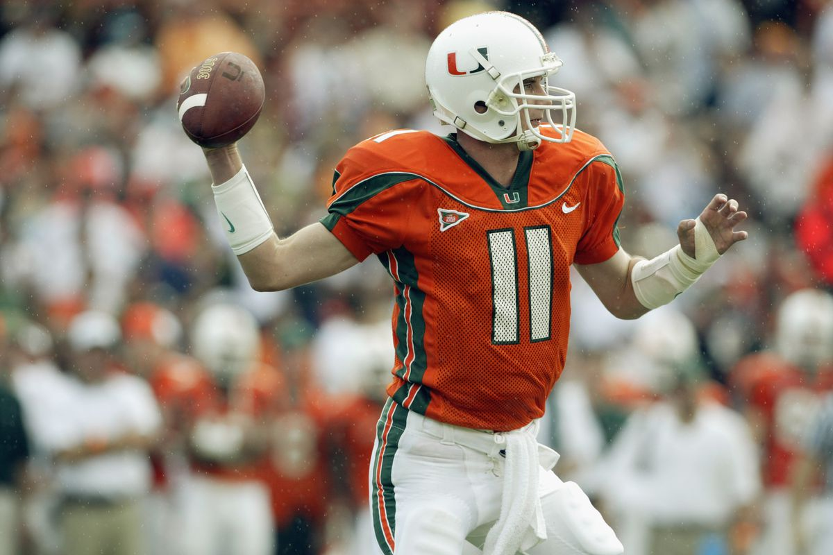 98a4a4eabc9b Best And Worst Uniforms In Canes History - State of The U